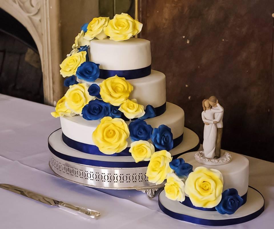 Christchurch Based Wedding Cake Makers: Portfolio – The Oxford Cake Co.